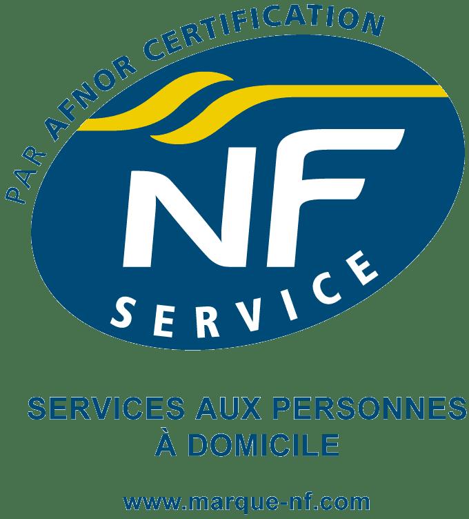 Logo certification NF