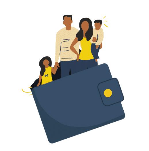 Portefeuille Familles